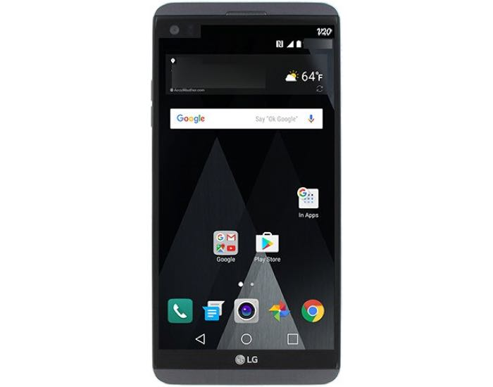 This Is The New LG V20 Smartphone