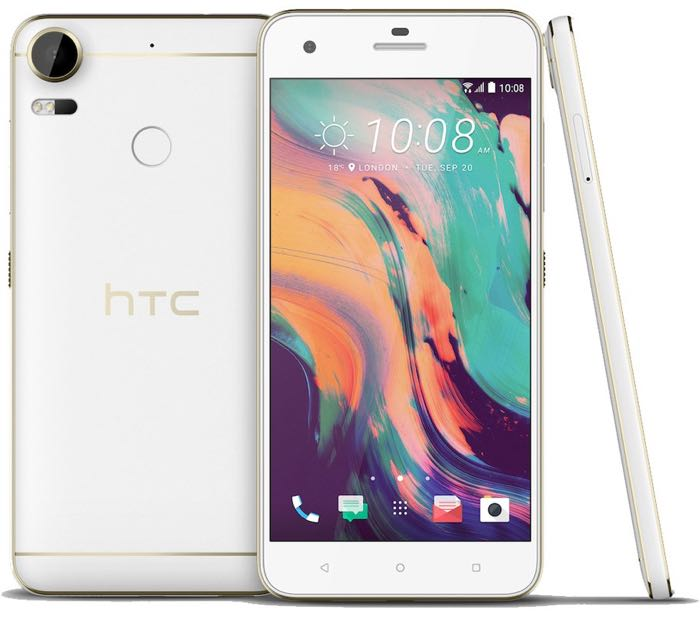 HTC Desire 10 Pro Gets Benchmarked, Specs Revealed