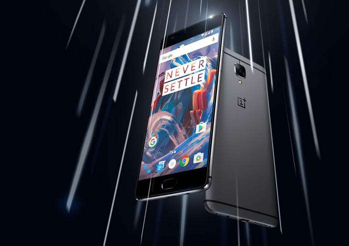OnePlus 3 Gets Oxygen OS 3.5 Community Build