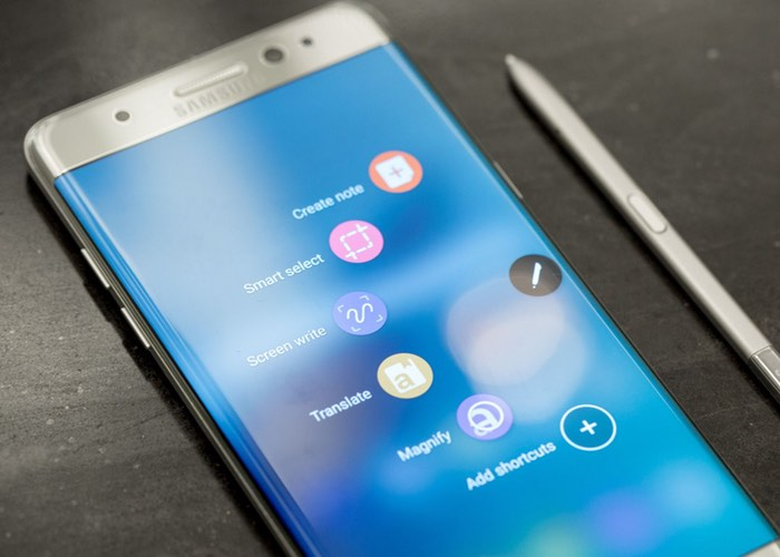 Samsung Galaxy Note 7 Available for Pre