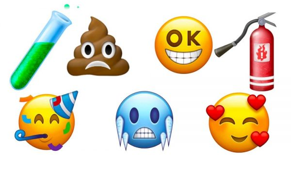 'Frowning Pile of Poo' Among 67 New Emoji Proposed for 2018