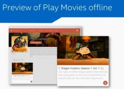 Google Play Movies & TV are now available on Chromebook with offline support