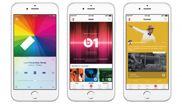 Apple says it will pay artists during Music's free trials (updated)