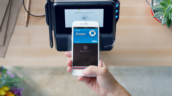 Apple Pay officially launches in the U.K today