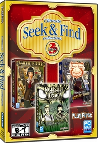 Ultimate Seek-and-Find Collection