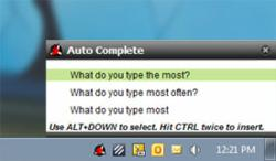 NCH Software Adds Intuitive Auto Complete to Its Popular FastFox Typing Expander Software