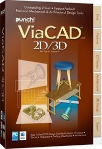 ViaCAD 2D/3D v8
