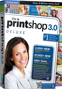 The Print Shop 3.0 Deluxe
