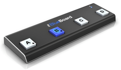IK Multimedia Announces iRig BlueBoard Wireless MIDI Pedalboard is Now Shipping