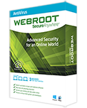 Webroot SecureAnywhere Antivirus 2014. 1 Seat 1 Year Subscription