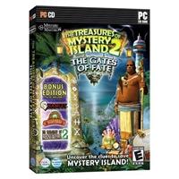 Treasures of Mystery Island 3 Pack