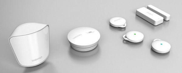 Belkin WeMo home automation line expands with family of new sensors