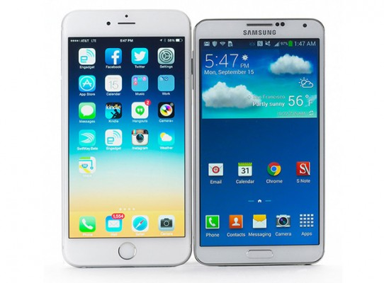 Study says Android 4.0 and iOS 8 are most likely to crash your apps