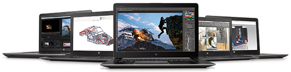 HP Intros New ZBook Mobile Workstations With Updated CPUs And Graphics