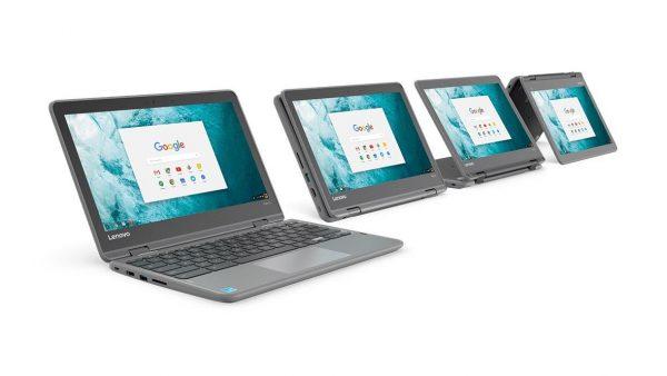 Lenovo Announces The Flex 11 Chromebook, Computing With A Twist