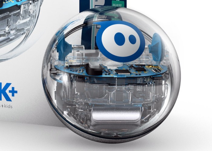 New Sphere SPRK+ Robot Launches For $130 (video)