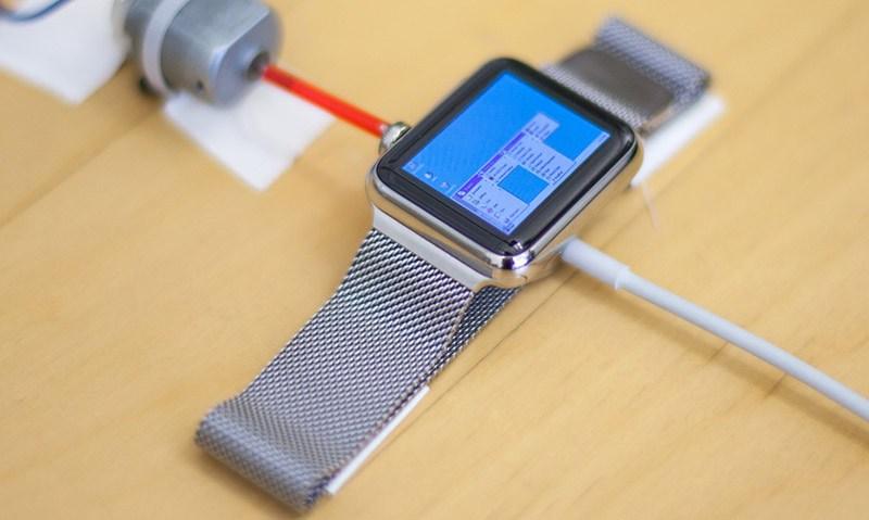 Developer Gets Windows 95 Running on an Apple Watch