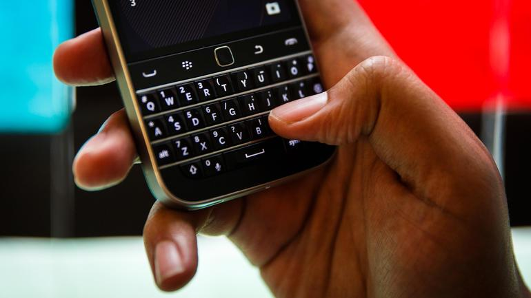 Canadian Police obtained Master Key to Decode BlackBerry Messenger