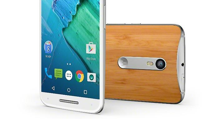 Moto X (2016) XT1650 With 4GB RAM and Snapdragon 820 in GeekBench