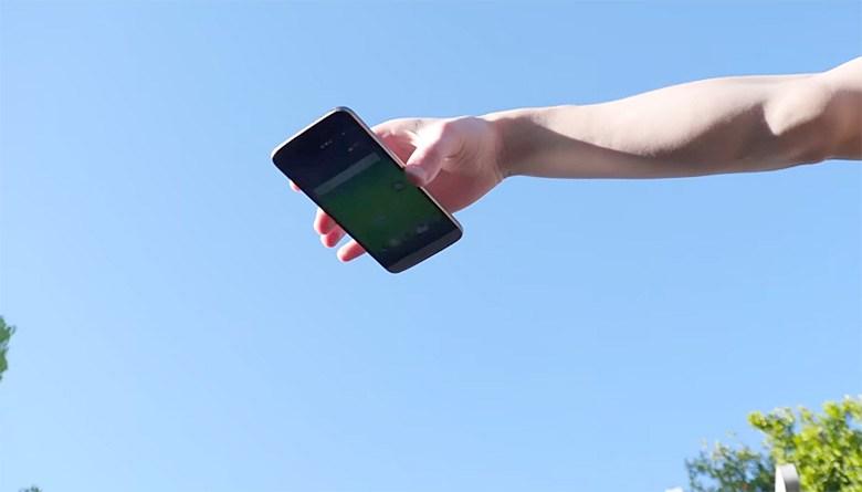LG G5 Drop Test Will Survive? (video)