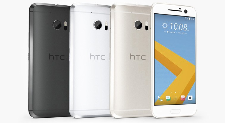 HTC 10 announced: Powerful Hardware with Bold Design