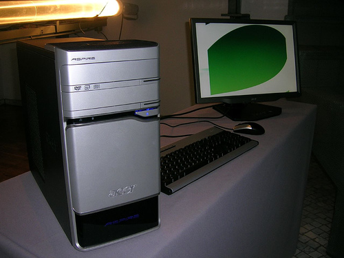 ACER Desktop PC