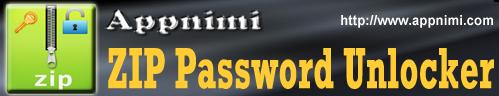 Unlock Password Protected Zip Files