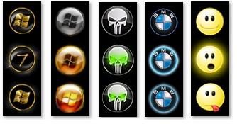 Change the Windows 7 Start Orb
