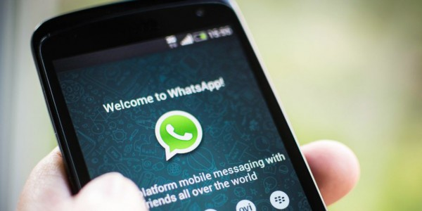 WhatsApp is down around the world on New Year's Eve