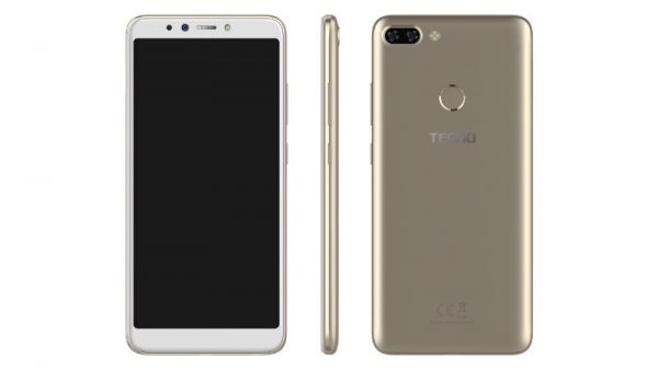 Tecno Camon iTwin With 18:9, Dual Rear Cameras Launched in India: Price, Specifications