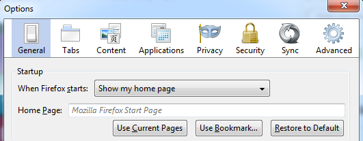 firefox-home-page