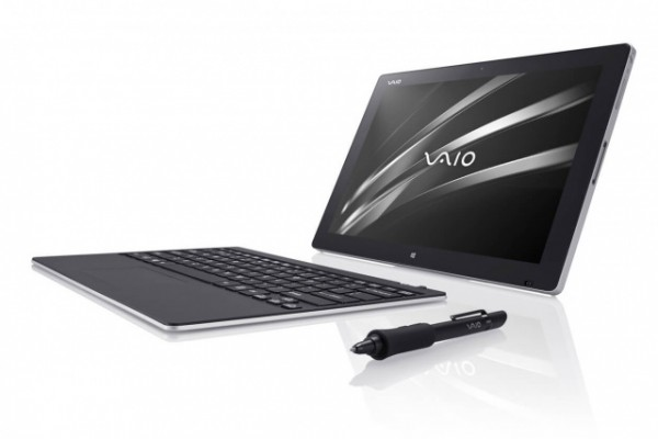 Vaio surges back into the party with a unique convertible tablet offering