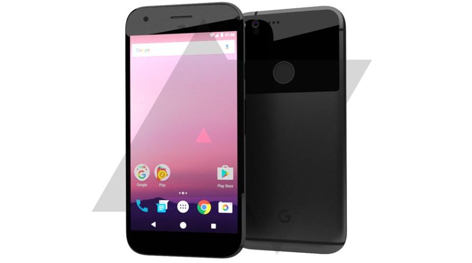 HTC Nexus Marlin and Sailfish Render Design Revealed