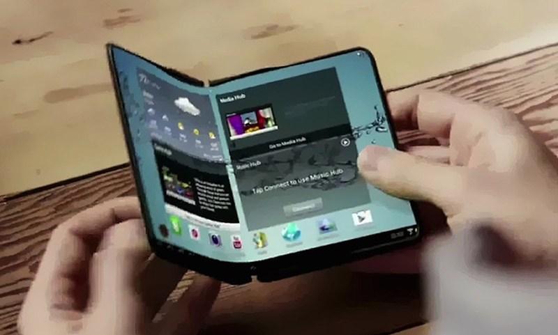 Samsung Folding Tablet Patent Reveals New Details