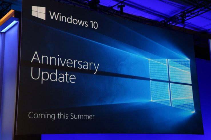 Microsoft Windows 10 Anniversary Update is coming August 2nd