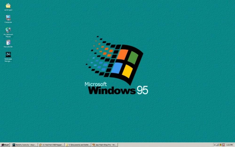 Windows 95 turns 20, or how Microsoft revolutionized computing