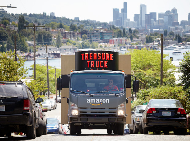 Amazon's Treasure Truck launch message was a screw-up — another misstep in bungled rollout