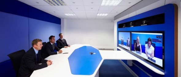 Are video conferencing rooms the future of employee communication?