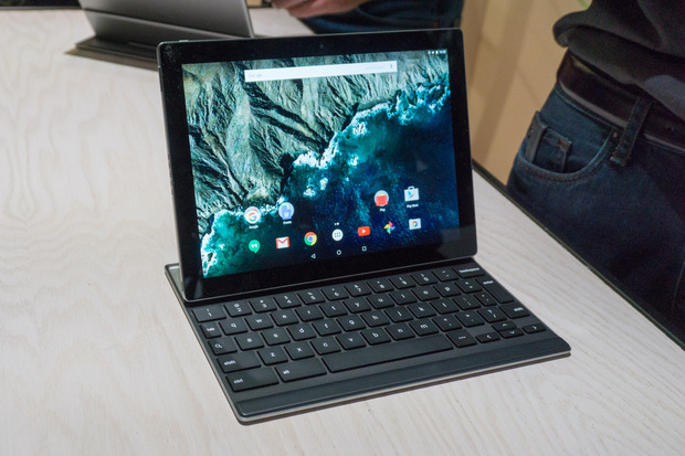 HANDS-ON IMPRESSIONS OF THE PIXEL C, GOOGLE'S ANSWER TO THE SURFACE AND IPAD PRO
