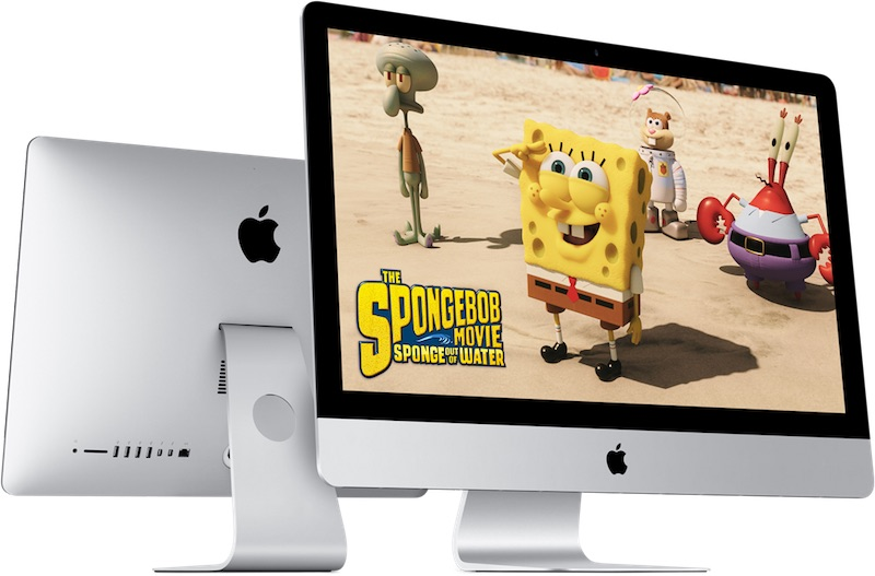 iMac With 21.5-Inch 4K Display to Launch Next Week
