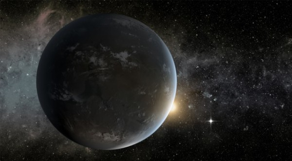 Alien oceans could be detected by looking for surface glint