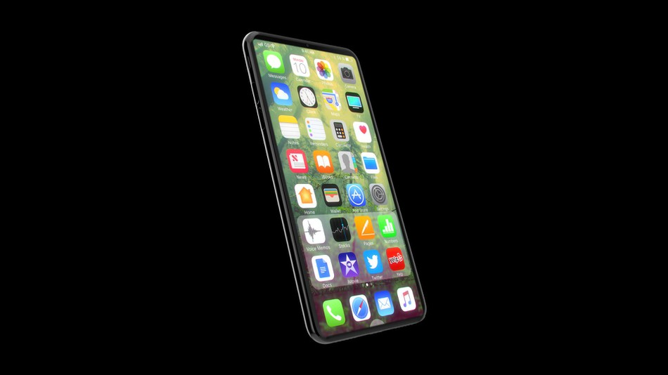 The iPhone 8 might be able to ID you from your kitchen table