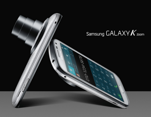 Samsung Galaxy K Zoom : Features, Review & More