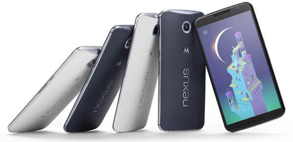 Nexus 6, the Star Destroyer of Phablets, Goes on Sale