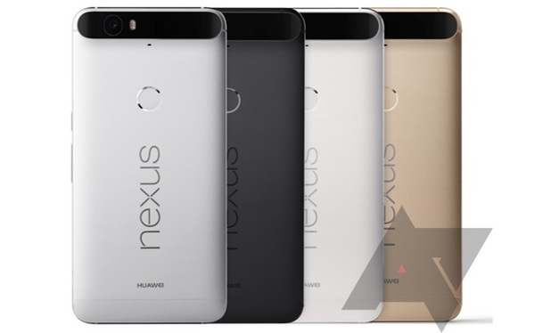 Nexus 5X and 6P colour options revealed in latest leaks