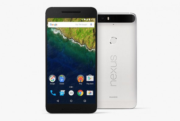 Google Nexus 6P to Go on Sale in India