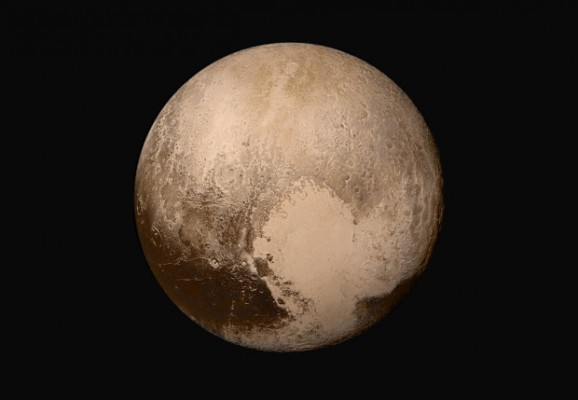 Pluto, we have a problem: Some geographical names may not fly on official maps