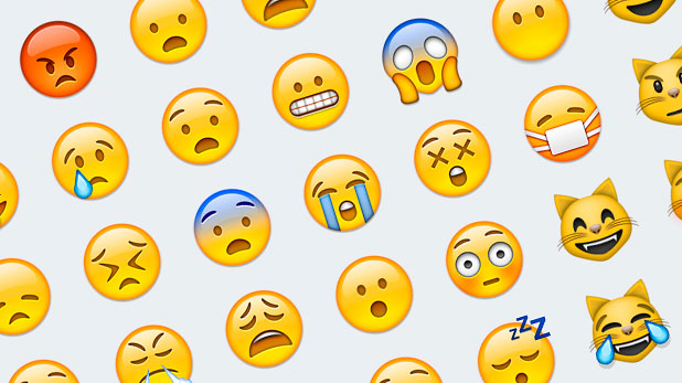 The 10 most popular emoji on Twitter