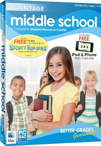 Middle School Advantage 2012