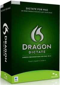 Dragon Dictate 2.0